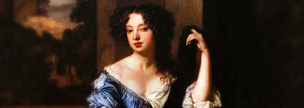 The Duchess of Portsmouth by Sir Peter Lely, circa 1671