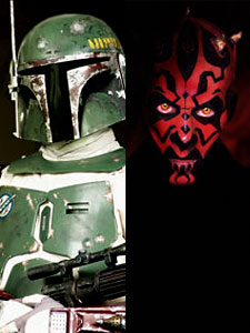 Darth Fett.