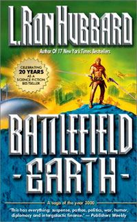 Battlefield Earth, the novel