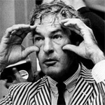 Timothy Leary.
