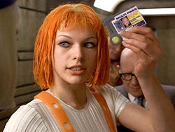 Leeloo Dallas multi-pass!